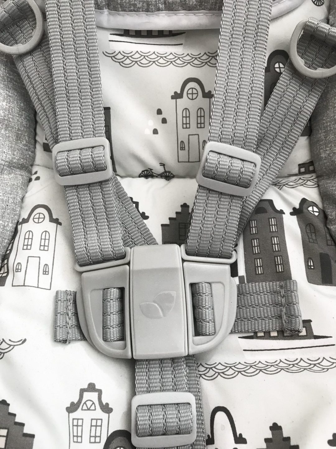Joie Wish Petite City Baby Bouncer From Kiddies Kingdom https://lukeosaurusandme.co.uk