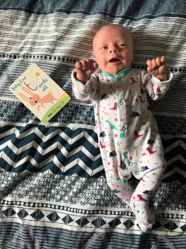 Newborn Diaries: Week 2. Life as a family of four at https://lukeosaurusandme.co.uk