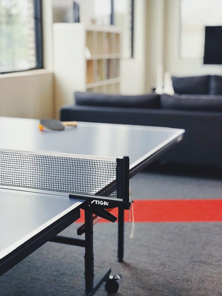 Why your kids will love a ping pong table at https://lukeosaurusandme.co.uk