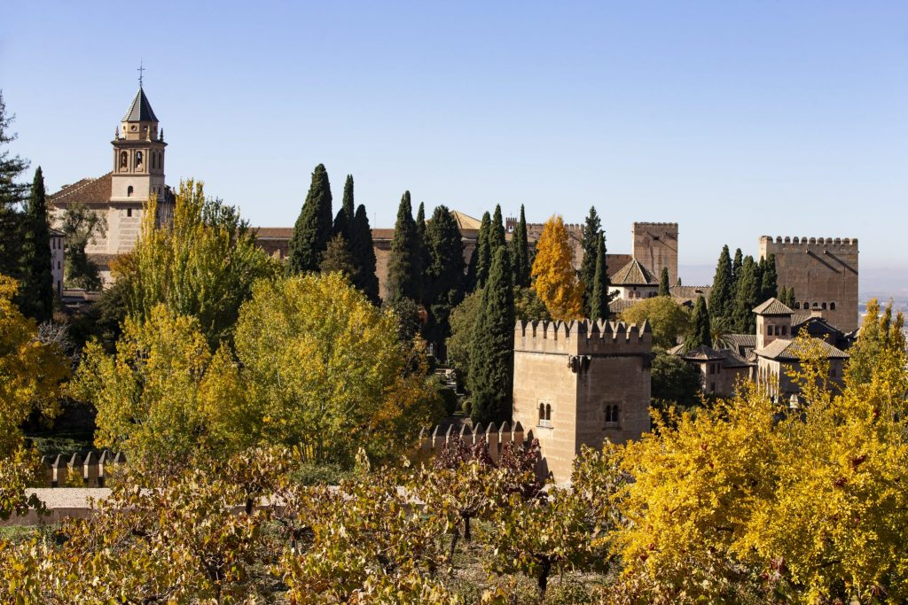 Travelling to and visiting the Alhambra in Granada Province, Spain at https://lukeosaurusandme.co.uk