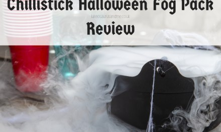 Review: Chillistick's Halloween Fog Pack