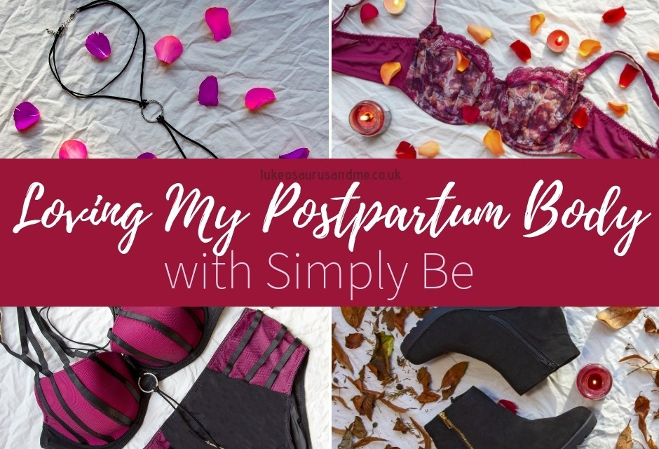 Loving My Postpartum Body With Simply Be