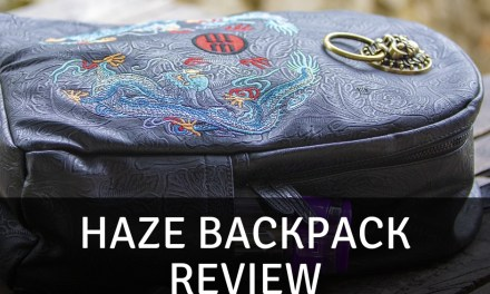 Haze Backpack Review