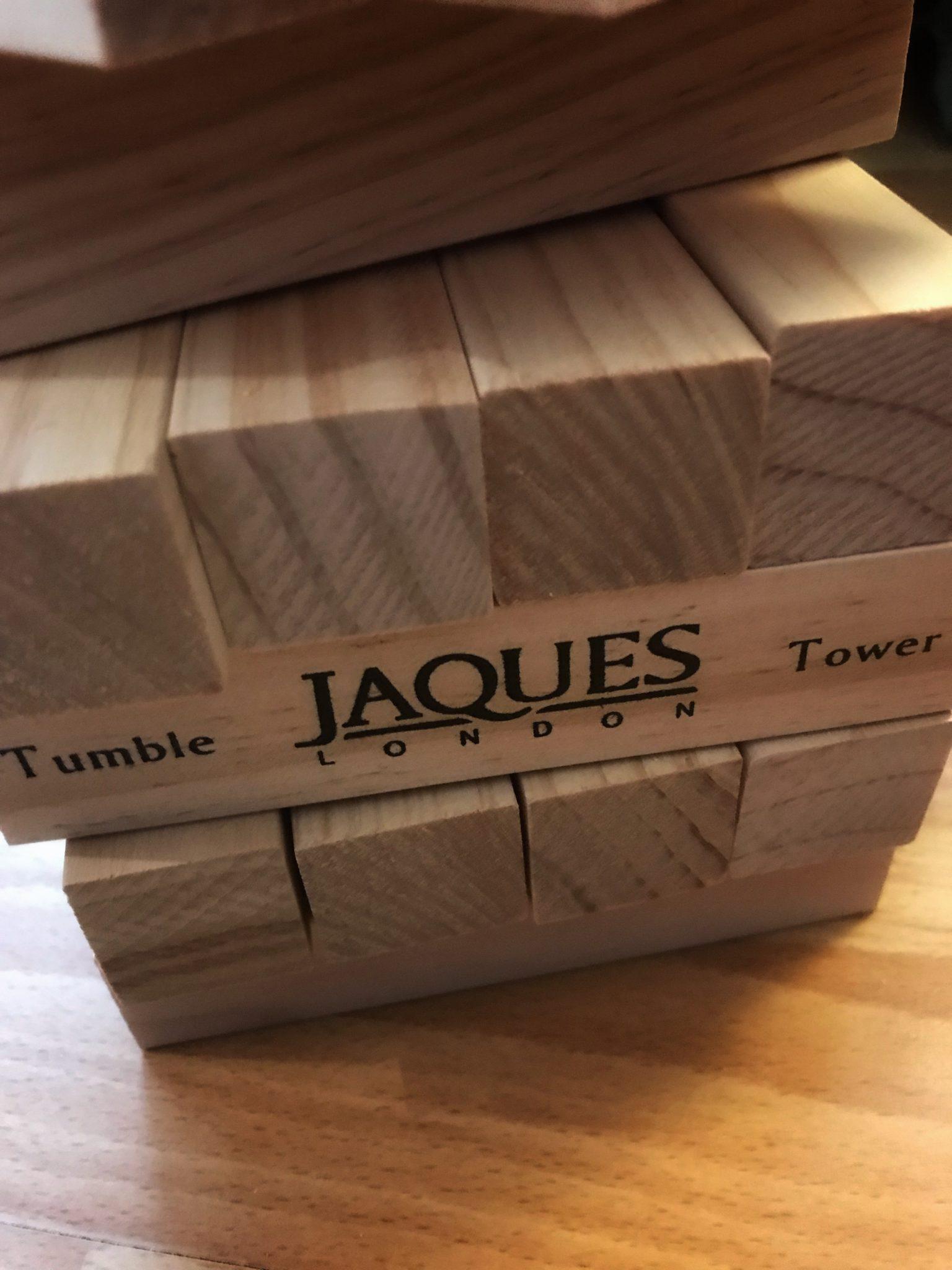 Family Games Night and Tumble Tower Giveaway at https://lukeosaurusandme.co.uk