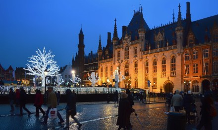 November City Break: 24 Hours In Bruges