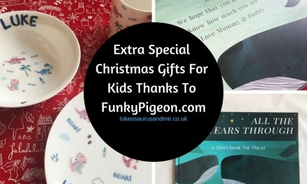 Extra Special Christmas Gifts For Kids Thanks To FunkyPigeon.com