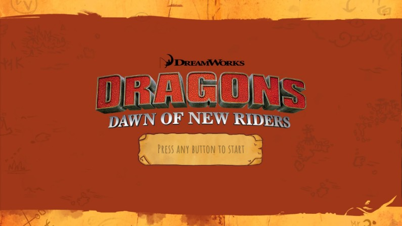 Dreamworks Dragons Dawn Of New Riders PS4 Game Review at https://lukeosaurusandme.co.uk
