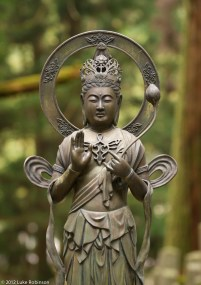 Buddha image, Oku-no-in Cemetery, Koya-san