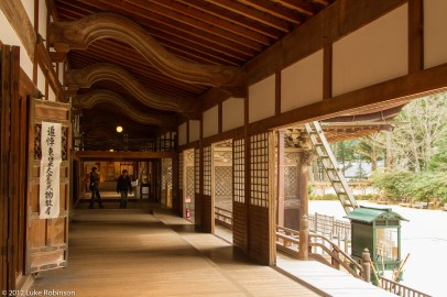 Kongobu-ji Temple, Koya-san