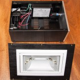 Directional ceramics metal halide light therapy light fixture assembly 4