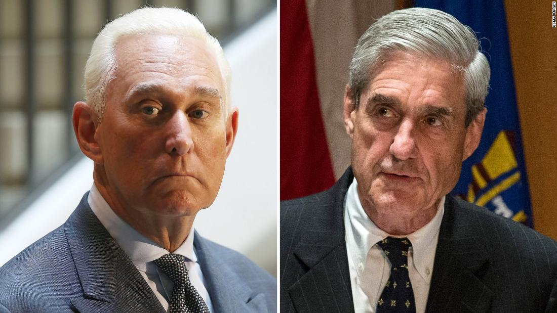 Roger Stone says he will cooperate