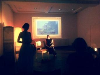 The Jane Austen room