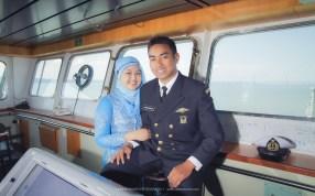 Foto prewedding angkatan