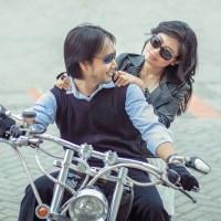 Prewedding Biker TIKA + RIZAL