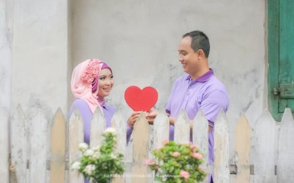 Prewedding Hijabers