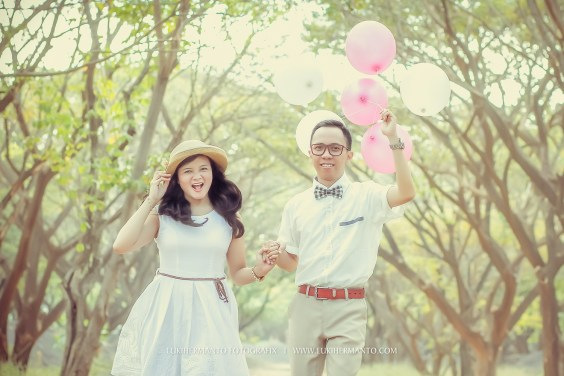 prewedding fun