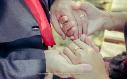 prewedding ring