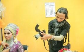 fotografer wedding sidoarjo gunakan kamera fujifilm x a1