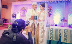 jasa fotografer wedding surabaya