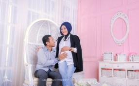 foto maternity indoor surabaya