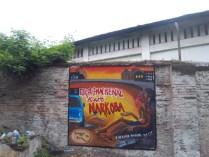Gambar lukisan mural, grafiti atau lukisan dinding 032