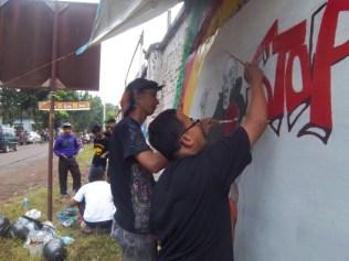 Lomba Mural dan Grafiti 017