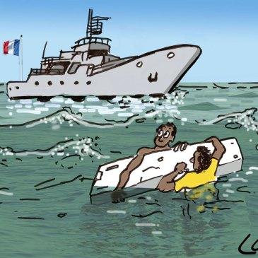 Migrants, ne mélangeons pas tout…