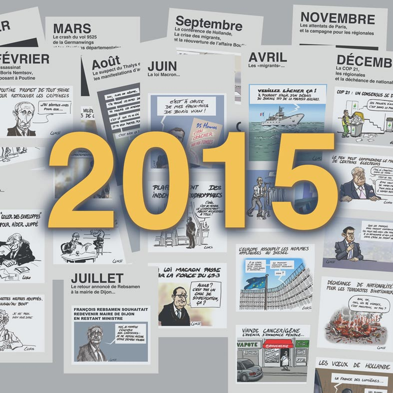 2015, le « worst of »