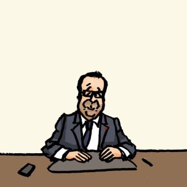 Hollande renonce…