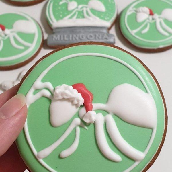 pierniki reklamowe, ręcznie dekorowane pierniki bożonarodzeniowe, lukrowane pierniczki, świąteczne pierniki, pierniki ozdobne, pierniczki personalizowane - basia sweets