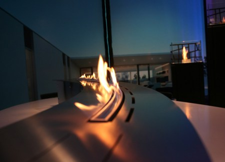 Image of   Denver Curved e-Ribbon Fire™