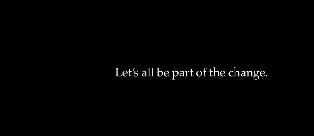 Nike con su nuevo vídeo contra el racismo quiere concienciarnos para  que todos seamos parte del cambio.