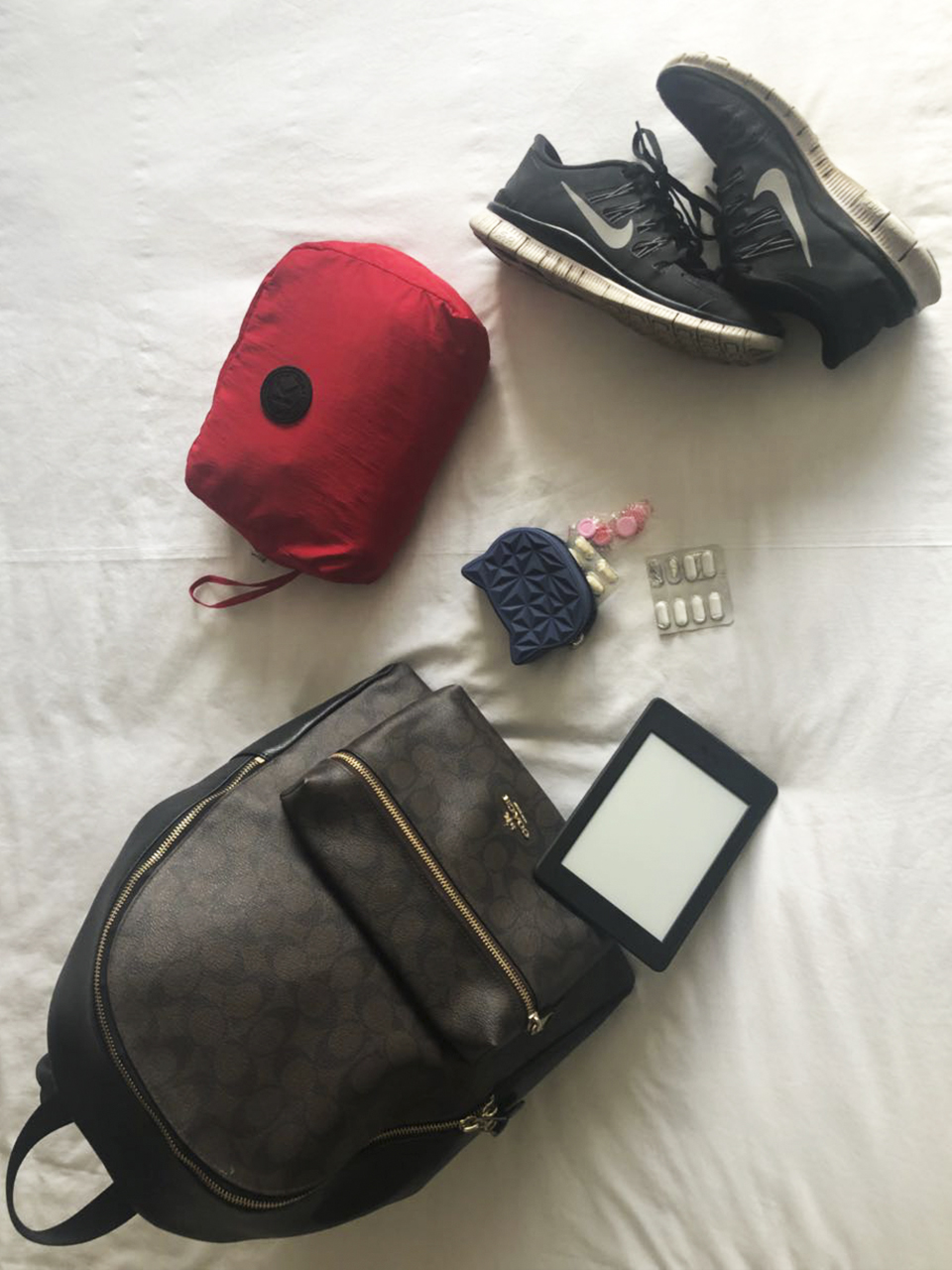 City Packing tips