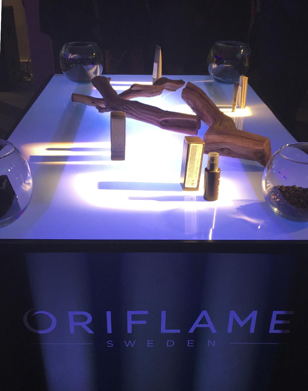 BEAUTY NEWS: ORIFLAME NOVAGE
