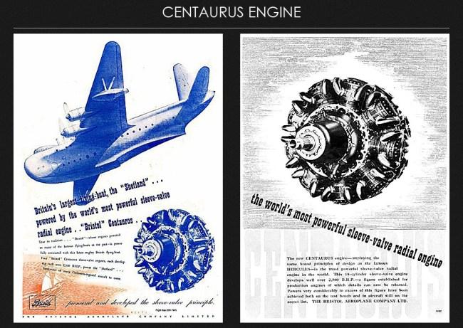 bristol-centaurus-engine