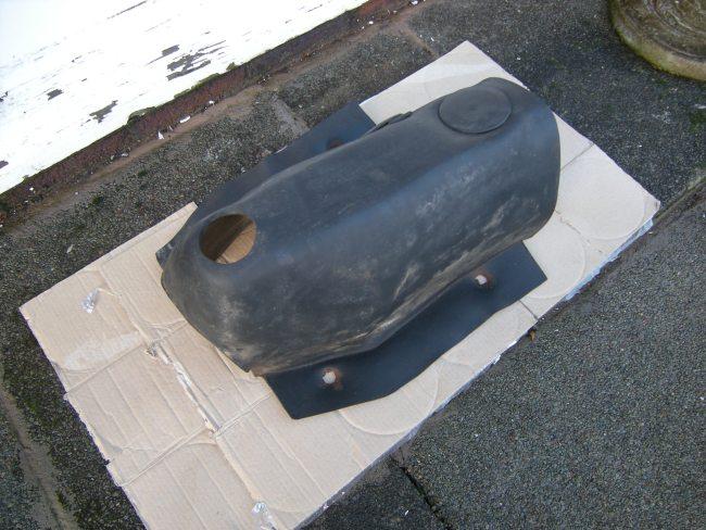gear box cover 001