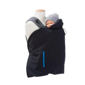 couverture de portage cape de portage protection prote-bébé softshell imperméable mamalila