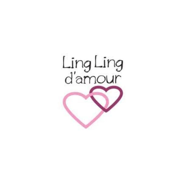 Ling Ling d'Amour - porte-bébé coton bio
