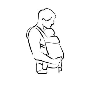 cours portage à paris bébé apprendre à porter bébé écharpe porte-bébé