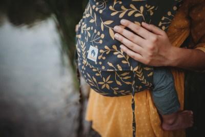 limas flex porte-bébé physiologique évolutif