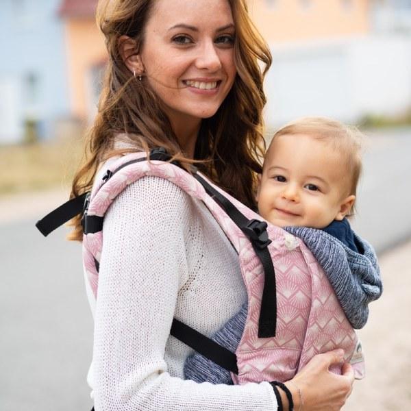 limas flex porte-bébé évolutif physiologique