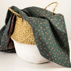 écharpe de portage tissée limas hope coton bio
