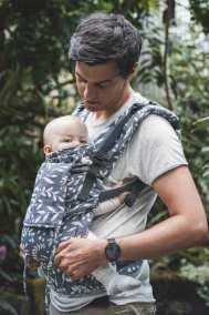 limas flex porte-bébé physiologique dès la naissance