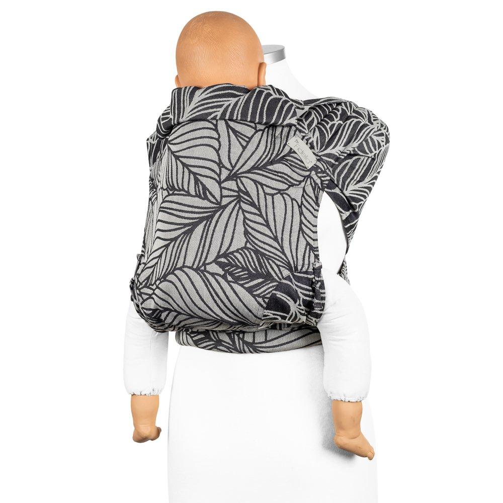 porte-bébé mei tai fly tai fidella physiologique bambin facile confortable