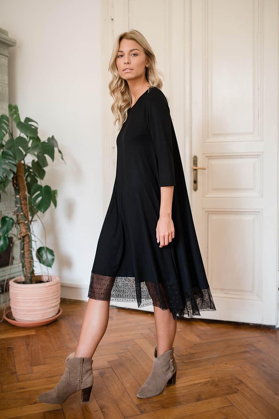 Haljina Jana - 95% viskoza - 5% elastin - 790kn - onesize - LuLu Couture