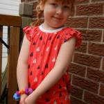 Girl's shirt/dress Pattern No. 6 by E+M Patterns SALE and GIVEAWAY