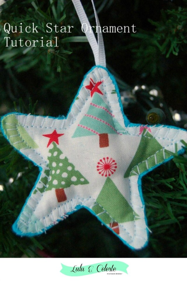 quickstarornament