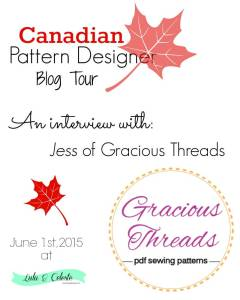 Gracious Threads Interview on Lulu & Celeste