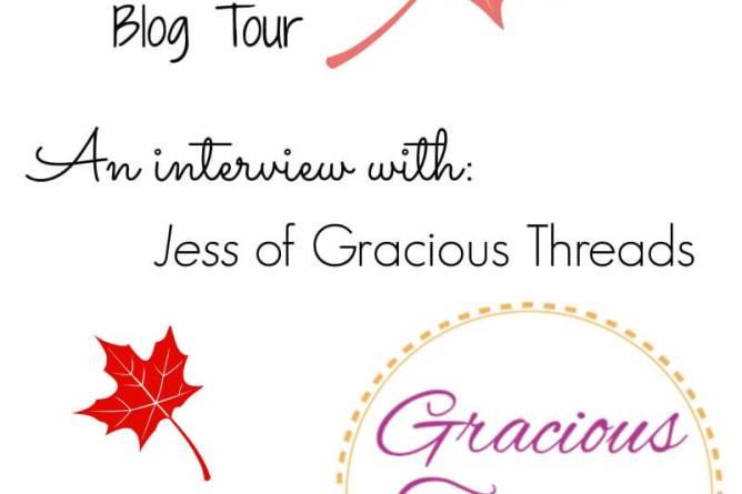 Gracious Threads Interview on Lulu & Celeste
