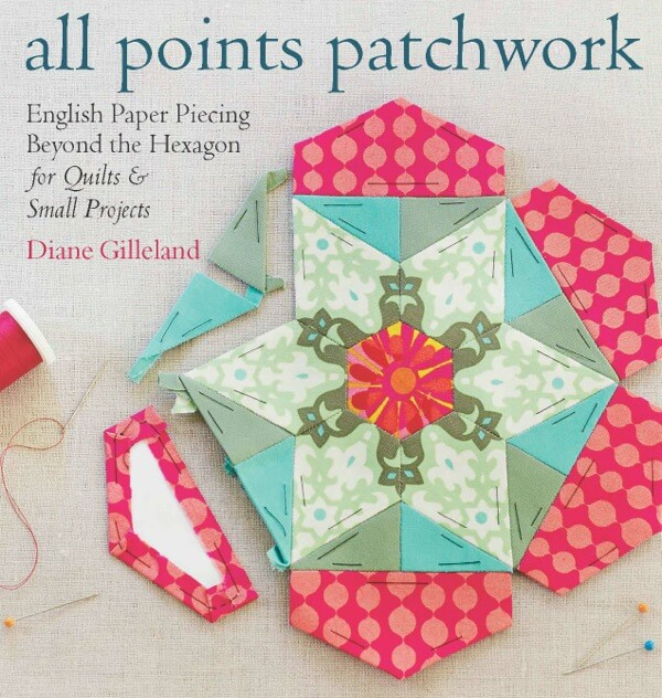 All Points Patchwork cover
